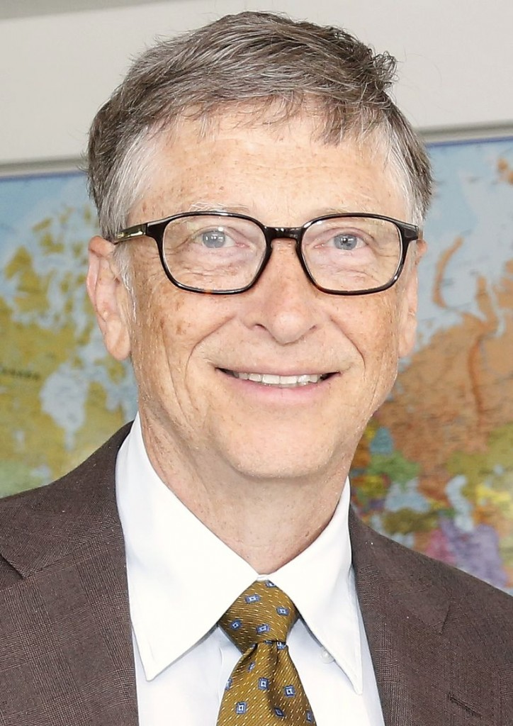 Bill Gates is one of a handful