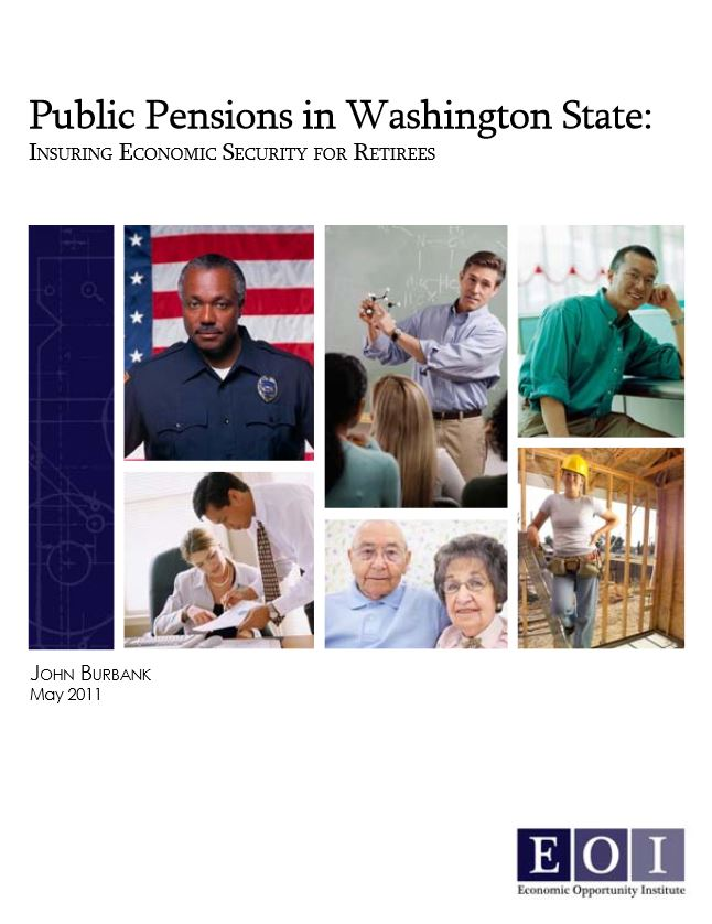 Public Pensions in Washington State