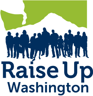 raise up washington logo