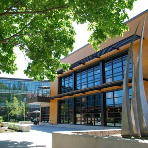 A view of Everett Community College. Source: Everett Community College