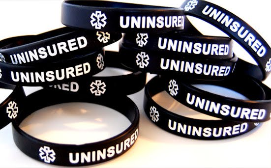 uninsured-wristband