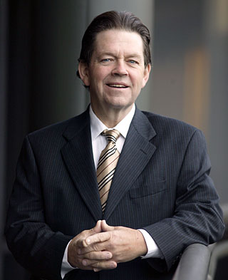 Arthur Laffer, author of Rich States, Poor States