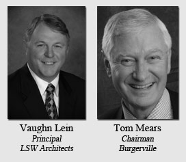 Tom Mears and Vaughn Lein